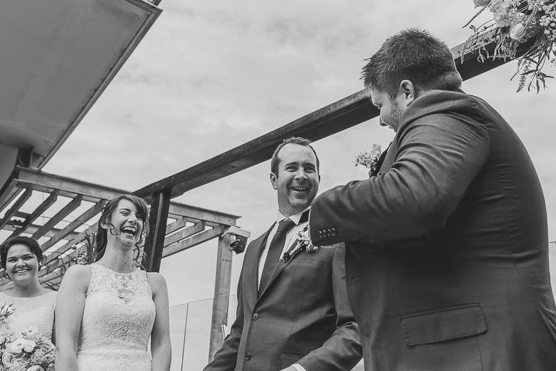 The Sands Torquay Wedding Photography
